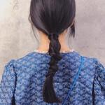 ヘアアレンジ 簡単ヘアアレンジ 髪質改善 アンニュイほつれヘア