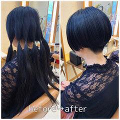 横尾 祐子さんが投稿したヘアスタイル