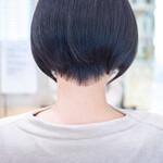ショート ショートボブ フェミニン ショートヘア