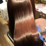 ナチュラル 髪質改善トリートメント 髪質改善 美髪