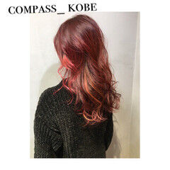前髪あり オン眉 ワイドバング 色気 ヘアスタイルや髪型の写真・画像