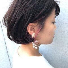 玉井千咲さんが投稿したヘアスタイル