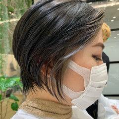 似合わせカット 阿藤俊也 ショート ショートボブ ヘアスタイルや髪型の写真・画像