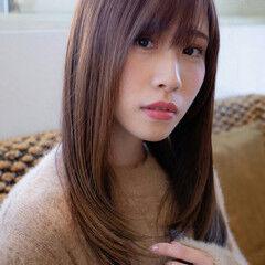 グレージュ ナチュラル N.オイル ナチュラルグラデーション ヘアスタイルや髪型の写真・画像
