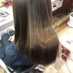 美髪 髪質改善 髪質改善カラー 髪質改善トリートメント