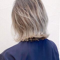艶髪 ミニボブ クール ボブ ヘアスタイルや髪型の写真・画像
