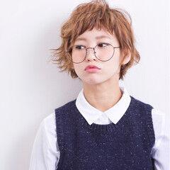 秋山友美/自由が丘Buzzさんが投稿したヘアスタイル