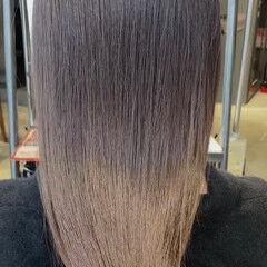 うる艶カラー ナチュラル oggiotto 透明感カラー ヘアスタイルや髪型の写真・画像