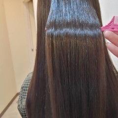エレガント 髪質改善トリートメント 大人可愛い 大人ロング ヘアスタイルや髪型の写真・画像