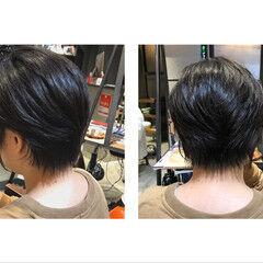 oggiotto ナチュラル 秋ブラウン ミルクティーブラウン ヘアスタイルや髪型の写真・画像