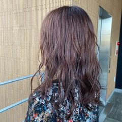 バイオレットカラー 髪質改善 髪質改善トリートメント 髪質改善カラー ヘアスタイルや髪型の写真・画像