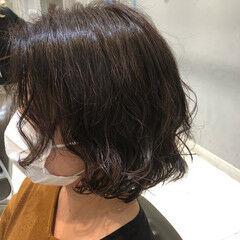 ナチュラル デジタルパーマ 大人かわいい ナチュラルデジパ ヘアスタイルや髪型の写真・画像