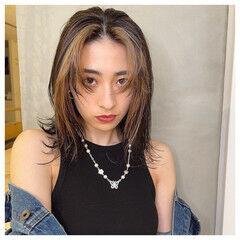 ミニボブ 阿藤俊也 ナチュラル PEEK-A-BOO ヘアスタイルや髪型の写真・画像