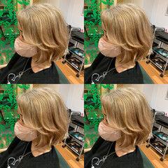 ナチュラル ショートヘア レイヤーカット ボブ ヘアスタイルや髪型の写真・画像