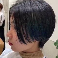 似合わせカット 阿藤俊也 グラボブ モード ヘアスタイルや髪型の写真・画像