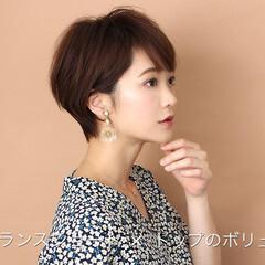 吉瀬美智子 田丸麻紀 辺見えみり ショート ヘアスタイルや髪型の写真・画像