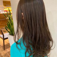 美髪 モテ髪 ロング フェミニン ヘアスタイルや髪型の写真・画像