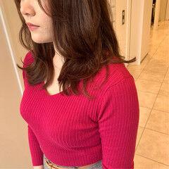 イルミナカラー コスメ・メイク 大人ヘアスタイル 透明感カラー ヘアスタイルや髪型の写真・画像