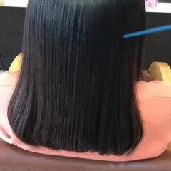 ナチュラル 髪の病院 頭皮ケア トリートメント ヘアスタイルや髪型の写真・画像