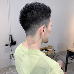 ショート ストリート メンズスタイル メンズカット ヘアスタイルや髪型の写真・画像