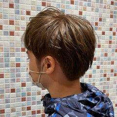 刈り上げ メンズショート メンズスタイル ショート ヘアスタイルや髪型の写真・画像