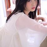 黒髪 ロング コンサバ 暗髪