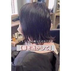白髪染め コンサバ ショート ショートボブ ヘアスタイルや髪型の写真・画像