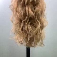 色気 ヘアアレンジ 簡単ヘアアレンジ アンニュイほつれヘア ヘアスタイルや髪型の写真・画像
