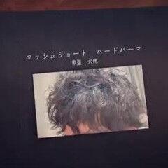 マッシュ ナチュラル ショートヘア ショート ヘアスタイルや髪型の写真・画像
