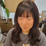 縮毛矯正 エレガント 艶髪 縮毛矯正名古屋市
