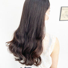 前髪 髪質改善トリートメント 髪質改善 前髪あり ヘアスタイルや髪型の写真・画像