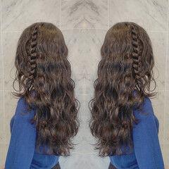 ヘアアレンジ ガーリー 似合わせカット 大人可愛い ヘアスタイルや髪型の写真・画像