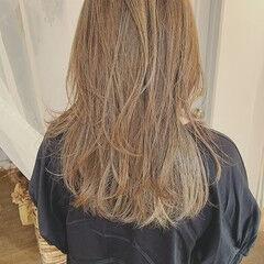 デートヘア 外国人風カラー 極細ハイライト ウルフレイヤー ヘアスタイルや髪型の写真・画像