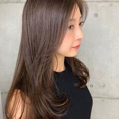 ロング 大人ロング 髪質改善トリートメント 最新トリートメント ヘアスタイルや髪型の写真・画像