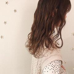 大人かわいい ナチュラル 大人可愛い 大人女子 ヘアスタイルや髪型の写真・画像