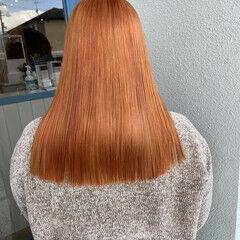 艶髪 エレガント 愛され セミロング ヘアスタイルや髪型の写真・画像