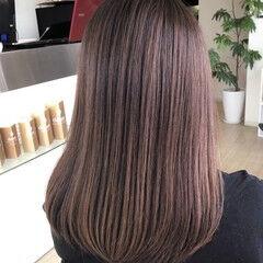 トリートメント 名古屋市守山区 美髪 ロング ヘアスタイルや髪型の写真・画像