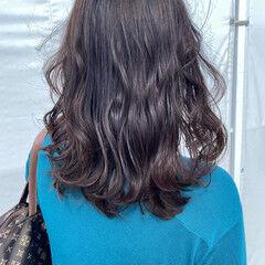 オーガニック ナチュラル オーガニックカラー オーガニックアッシュ ヘアスタイルや髪型の写真・画像