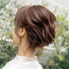 夜会巻 ヘアアレンジ アンニュイほつれヘア ナチュラル ヘアスタイルや髪型の写真・画像
