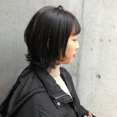 カジュアル ショート 大人カジュアル マッシュ ヘアスタイルや髪型の写真・画像
