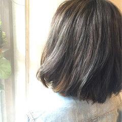 ストリート インナーカラー 色気 かわいい ヘアスタイルや髪型の写真・画像