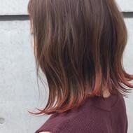 21年秋 ツートンのヘアスタイル 髪型 ヘアアレンジ一覧 Hair