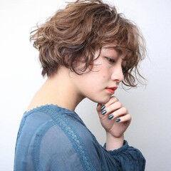 阿藤俊也 大人ヘアスタイル 似合わせカット ボブ ヘアスタイルや髪型の写真・画像
