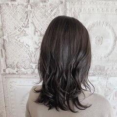 ヌーディベージュ レイヤーヘアー レイヤースタイル ナチュラル ヘアスタイルや髪型の写真・画像