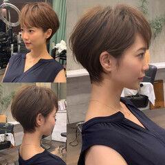 田丸麻紀 ショートヘア 30代 40代 ヘアスタイルや髪型の写真・画像