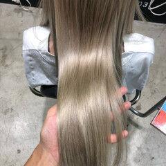 艶髪 ガーリー 美髪 色持ち ヘアスタイルや髪型の写真・画像