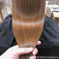 エレガント デート 髪質改善トリートメント トリートメント ヘアスタイルや髪型の写真・画像