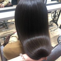 名古屋市守山区 頭皮ケア 髪質改善 ナチュラル ヘアスタイルや髪型の写真・画像