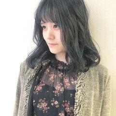 ゆるふわパーマ エレガント ダブルカラー 髪質改善カラー ヘアスタイルや髪型の写真・画像
