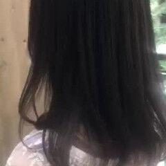 ツヤツヤ ナチュラル ツヤ髪 大人ヘアスタイル ヘアスタイルや髪型の写真・画像